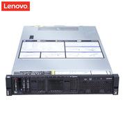 联想 ThinkSystem SR550 机架式服务器 4110CPU16G内存2TB硬盘2U服务器 黑色