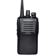 摩托羅拉 EVX-261 對講機 頻率:136-174/403-470MHZ 黑色 對講機機頭*1 電池*1 充電器*1  天線*1