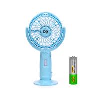 久量 DP-7606 DP久量  LED手持小風扇充電鋰電 2000mAh 隨機色 個