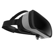 小鸟看看 1S VR眼镜3D头盔全兼容版  黑白色