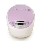美的 FS5018D 电饭煲 365*272*243MM 淡紫色