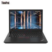 联想 Thinkpad T480 笔记本 i7-8550U8G512GSSD2G独显W10H1Y 黑色
