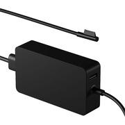 微軟 Q5N-00004 Surface 電源適配器 65W 黑色