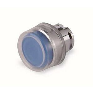 施耐德电气 ZB4BP6 金属按钮头 蓝色 带罩