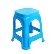 SCP CX137 高脚塑料方凳 30*30*47cm 随机色  起订量40