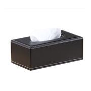 國產  歐式紙巾盒(15個起訂) 25*13.5*9.5cm 黑色