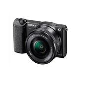 索尼 ILCE-5100L 数码相机 含64G高速SD 相机包