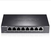 TP-LINK TL-SG1008D 8口全千兆網絡交換機  黑色