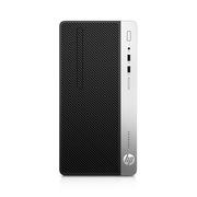 惠普 ProDesk 400 G5 MT 臺式電腦主機  黑色  ProDesk 400 G5 MT/New Core i5-8500(3.0G/9M/6核)/4G(DDR4 2666)/1TB(SATA)/730 2G顯卡/超薄DVDRW/Windows 10 Home 64位/NOFDD/USB KB/USB Optical Mouse/新180W 高效電源/3-3-3有限保修