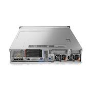 聯想 ThinkSystem SR650 機架式服務器 Xeon 4114 10C/85W/2.2GHz 黑色  系統盤S4600 240G SSD HDD*2/內存32GB*2/硬盤600GB*5