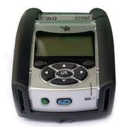 斑馬 ZR628 便攜式移動標簽票據打印機  灰白色