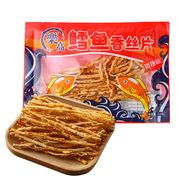 乐高  鳕鱼香丝片-香辣味 16g/袋 120袋/箱   整箱销售