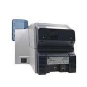 斑馬 zxp series 8 證卡打印機 其他 灰白色 紙箱 雙面彩色