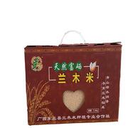 国产  【扶贫产品】 东兰富硒兰木米 2.4kg/盒