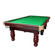 國產 XW118-9A 星牌中式黑八臺球桌