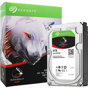希捷 酷狼系列 网络存储(NAS)硬盘(ST8000VN0022)  银色