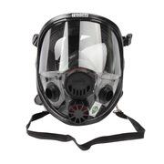 霍尼韋爾 760008A 7600系列全面罩 大/中號 黑色 1只/盒 呼吸防護