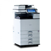 理光 MP C2504exSP 彩色激光多功能一体机 A3 黑白色