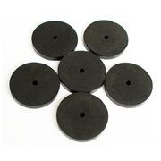 三木 财务装订机 胶垫  黑色 片 (适用三木SZ9025)