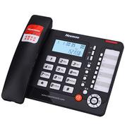 纽曼 HL2008TSD-118(R) 录音电话机  黑色 盒 连接电脑长时间录音