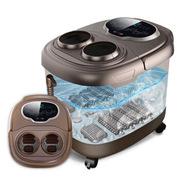 南极人 NBX8F50333 足浴盆 420*350*320mm 棕色