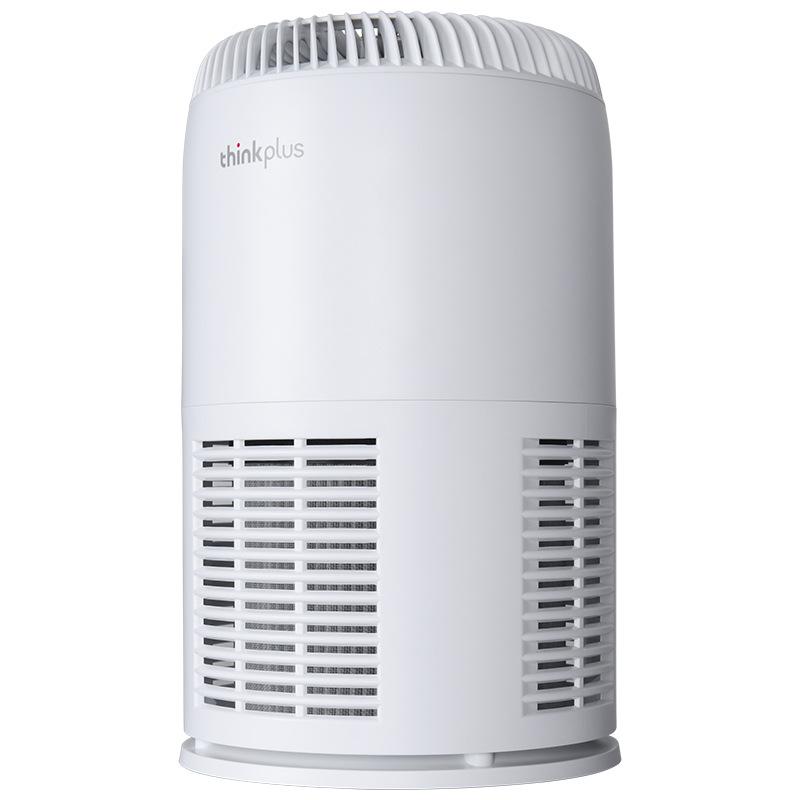 联想 thinkplus  KJ-532 36003090 桌面型空气净化器  白色  3档风速,HEPA H11滤网;160CADR;除醛小球滤芯