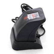 中控 zk4500 指紋采集器  黑色 紙盒