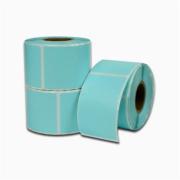 熹辰 BC-6038 資源標簽 60mm*38mm;250張/卷 藍色 卷