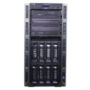 戴尔 T430 塔式服务器 2620V4/16G/600G 2.5 15K*3 黑色  / DVD/ H330/冷电热盘机箱