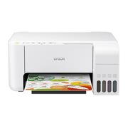 愛普生 L3156 彩色噴墨無線多功能一體機 A4 白色  無線網絡、打印掃描復印3合一