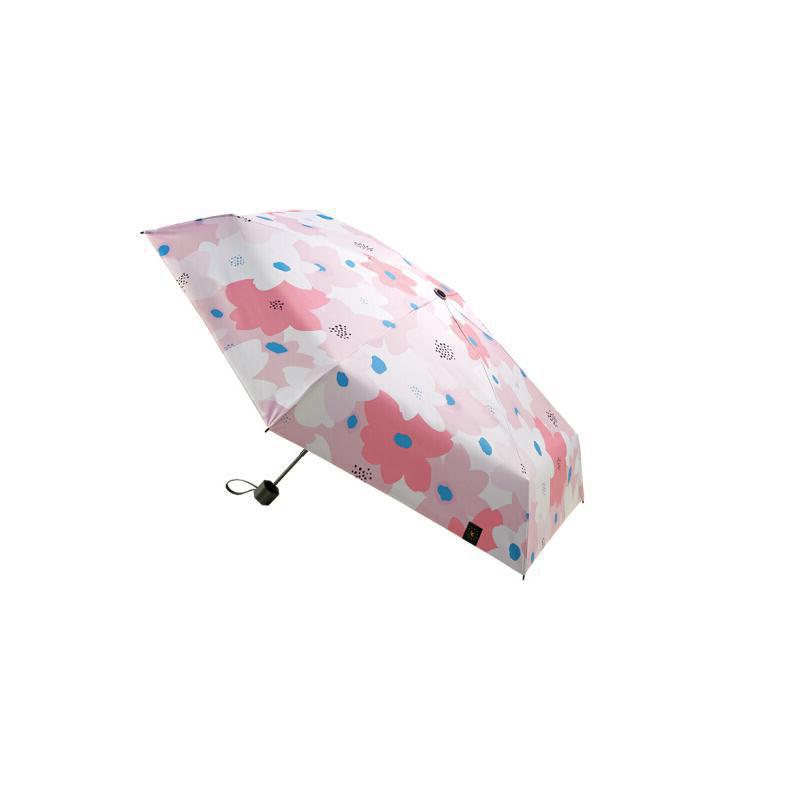 蕉下 口袋伞系列 五折晴雨伞(松月) 54*95cm