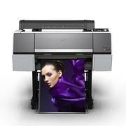 愛普生 SureColor?P7080 大幅面打印機繪圖面A1+幅面(免費上門安裝) 24英寸寬度 黑色