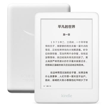 KINDLE 青春版 电子书阅读器 4G 白色