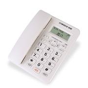 中諾 C258 普通電話機  白色
