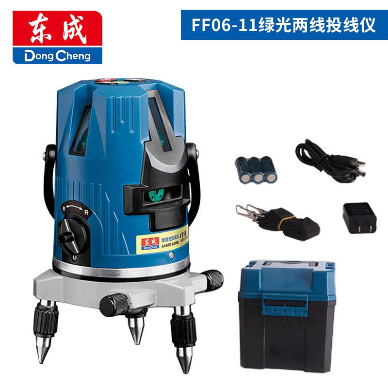 東成 FF06-21 綠光投線儀(干電池) 06001010312 線波長520nm
