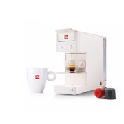 意利 Y3 咖啡机  白色 意利公司