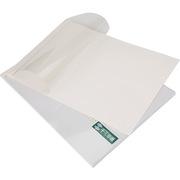 千页百汇 A3横版2mm透面压纹白卡 热熔封套  白色