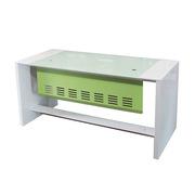 國產 MATE-R1-2全鋼辦公桌 辦公桌 1600W*700D*760H 原色