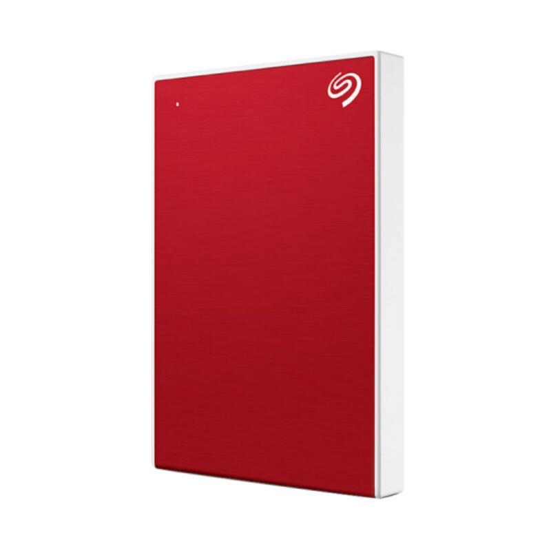 希捷 STHN1000403 USB3.0 移动硬盘 睿品新版铭 1TB 红色