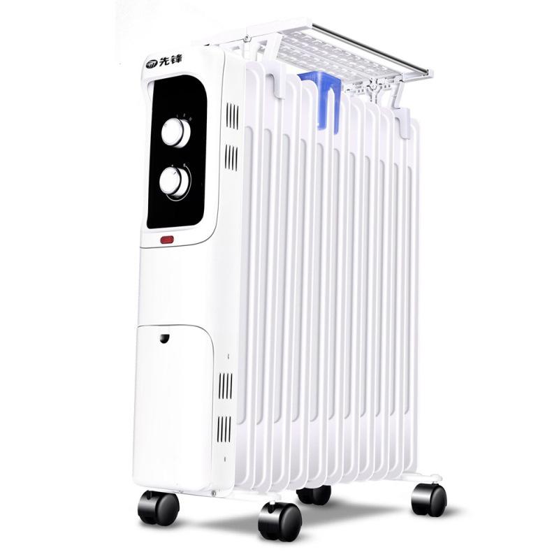 先鋒 CY60BB-13 立式 電暖器 220W 白色