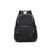 卡拉羊 CX5018(black) 电脑背包 适用于14英寸及以下 黑色  可插拉杆箱