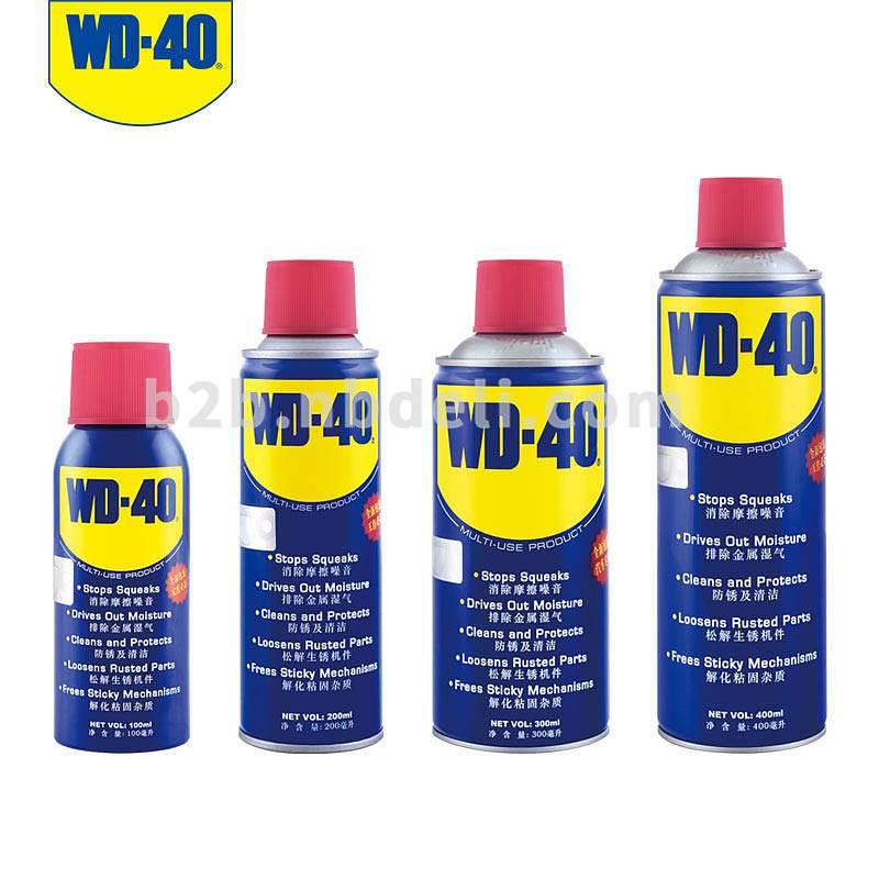 WD-40/86500 除濕防銹潤滑劑500毫升