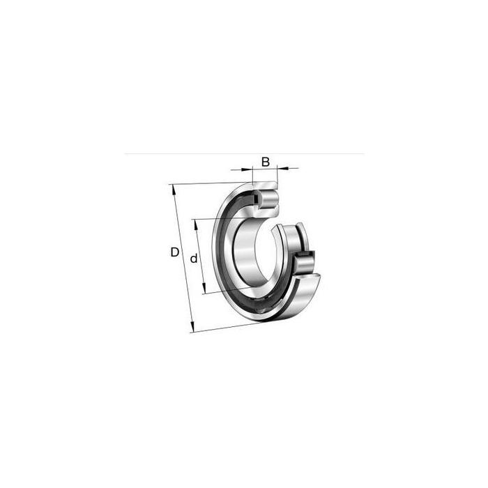 国产圆柱滚子轴承 NNF3326QT/P5 国产