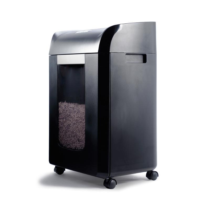竞博app下载 Jamfree Pro M S1919 碎纸机  40mins 410*320*622 黑色 1台/箱 持续工作时间40mins