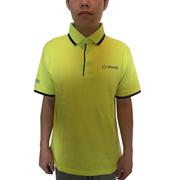 国产   POLO短袖 M 荧光绿色