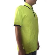 国产   POLO短袖 XXL 荧光绿色 1件