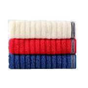 潔玉 JY-1501F 毛巾 DZ72*33cm/95g 紅色