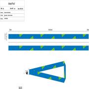 国产  20mm挂绳(带锌勾+手机扣) DZ 20*900MM
