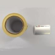 国产  银色铜板纸不干胶贴纸 65*45mm 2500张/卷 银色
