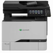 利盟 CX725DE A4彩色激光多功能机    彩色扫描、双面彩色复印、传真、双面彩色打印